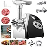 Ammiy® Electric Meat Mincer Grinder and Sausage Maker,Powerful - Best Reviews Guide
