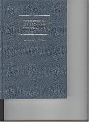 Nelson Algren: A Descriptive Bibliography (Pittsburgh Series in Bibliography) by Matthew Joseph Bruccoli (1986-05-30)