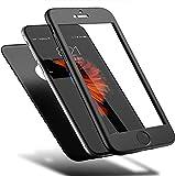 coque iphone 6 Plus iphone 6S Plus - Couvercle avant ultra mince à 360° Housse de protection en silicone pleine protection du téléphone, DECHYI (5.5 '-Noir)