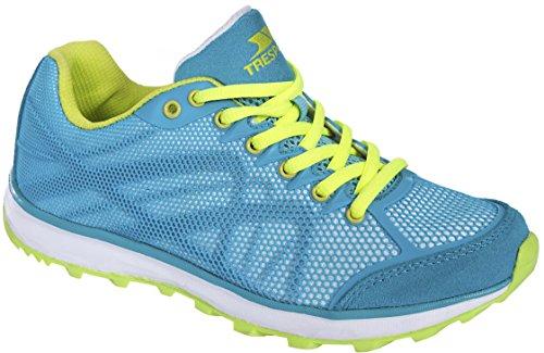 Trespass Relayed, Chaussures de Running Entrainement Femme Bleu (marine)