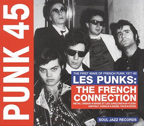 punk-45-les-punks-the-french-connection-2lp-vinilo