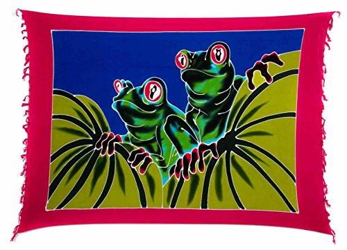 Beste Auswahl Großer Premium Sarong Pareo Wickelrock Strandtuch Schal Handtuch Wickelrock Modell 5