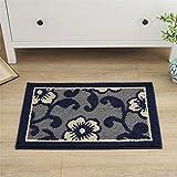 Eingangstür Matte Eingang Tür Matte Schlafzimmer Teppich Badezimmer Küche Anti-Rutsch-Matte, A, 45 * 120 cm