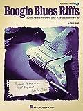 Boogie Blues Riffs Gtr Book/Cd