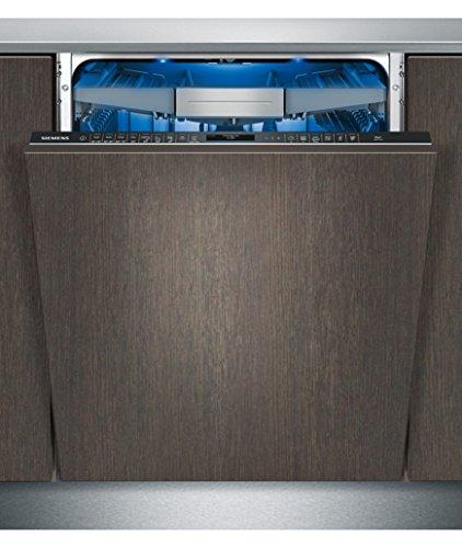 Siemens vollständig integriertes sn678d02te 14places A + + + Spülmaschine–Geschirrspülmaschinen (komplett integriert, schwarz,...