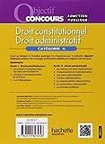 Image de Objectif Concours - Droit constitutionnel et droit administratif - Catégorie A