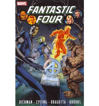 (Fantastic Four by Jonathan Hickman - Volume 4) By Hickman, Jonathan (Author) Paperback on (11 , 2011)