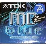 TDK Minidisc Blue 74 MIN
