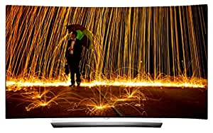 LG OLED65C6D 164 cm (65 Zoll) Curved OLED Fernseher (Ultra HD, Dual Triple Tuner, Smart TV, 3D plus)