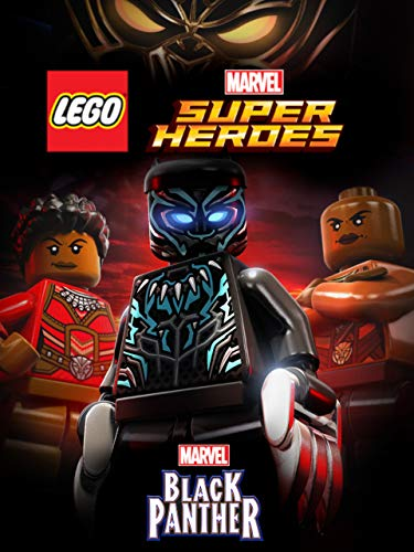 LEGO Marvel Black Panther (Der Film Panther)