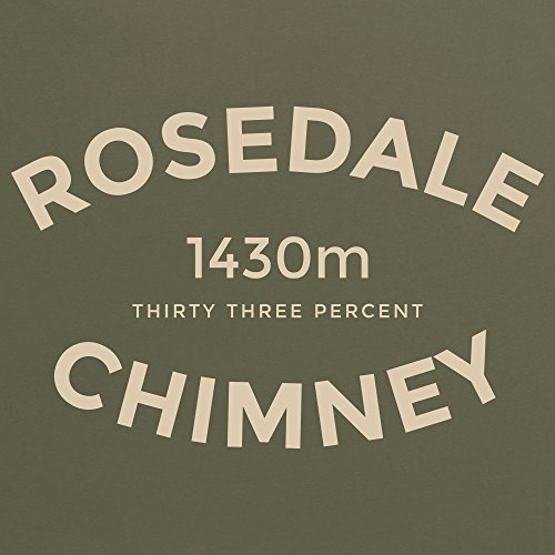 Cycling - Rosedale Chimney T-Shirt, Herren Olivgrn
