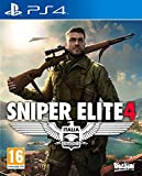 Sniper Elite 4 PS4Sniper Elite 4 : ITALIA  Sniper Elite 4 combine le jeu de tir au fusil de sniper, d'une précision à couper le souffle, l'infiltration et le jeu d'action à la troisième personne dans les environnements les plus vastes et les plus div...