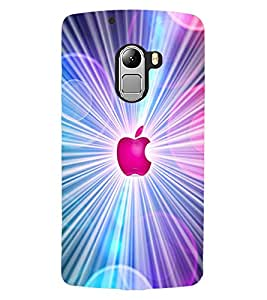 ColourCraft Creative Image Design Back Case Cover for LENOVO A7010