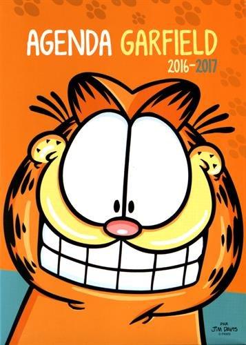 Agenda Garfield 2016-2017 par Jim Davis