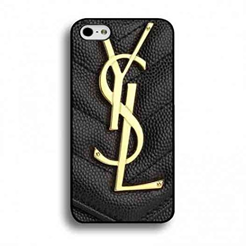 Cover von YSL Image, YSL Hülle Case Cover für iPhone 6 Plus/iPhone 6S & Plus (14 cm), YSL Logo Telefon Fall (Handy Louis Vuitton)