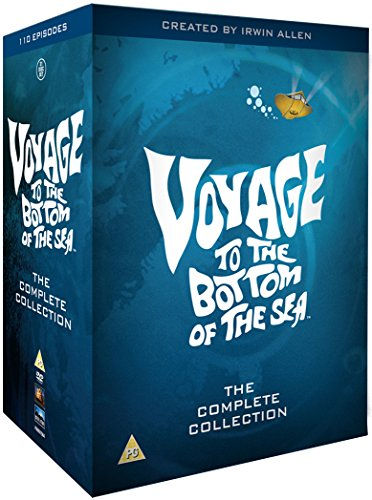Voyage To The Bottom Of The Sea (1964) - The Complete Collection [UK Import] [31 DVDs] -
