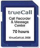 TrueCall Call Recorder Memory Card - 70 hours