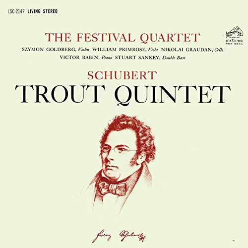 Schubert: Piano Quintet in A M...