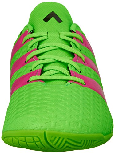 Schwarz Pink 16 Shock Ace Fuãballschuh Us Performance Grã¼n Schock M black Rosa 4 6 shock Adidas Indoor Green 5 xTY1Bw