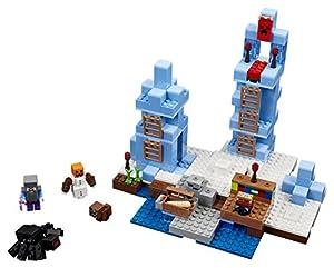 LEGO Minecraft Tundra espinosa juego de construcción - juegos de construcción (Juego, Multicolor)