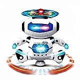 Stoga ROB Kinder Elektronische Gehen Tanzen Smart Space Roboter Astronaut Musik Licht Spielzeug