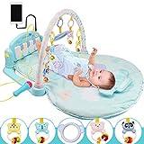 Die besten 10 Monate altes Spielzeug - GONGFF Baby Pedal Klavier Fitness Rack Baby Musik Bewertungen