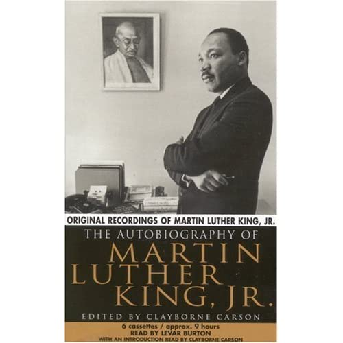 The Autobiography of Martin Luther King, Jr. by Clayborne Carson (1998-12-01)