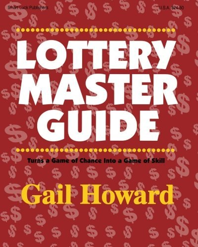 Lottery Master Guide by Gail Howard (2003-10-02) (Guide Lottery Master)