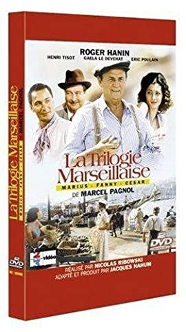 Coffret Pagnol - La Trilogie marseillaise : Marius / Fanny