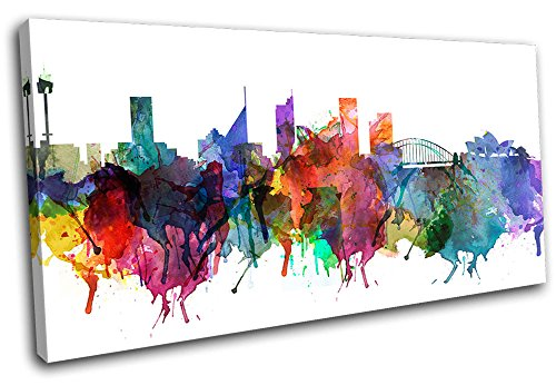 bold-bloc-design-sydney-watercolour-abstract-city-80x40cm-canvas-art-print-box-framed-picture-wall-h