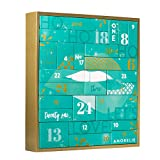 AMORELIE Erotic Advent Calendar 2018 for Adult Couples with 24 Sensual and High-Quality Gifts for Him and for Her