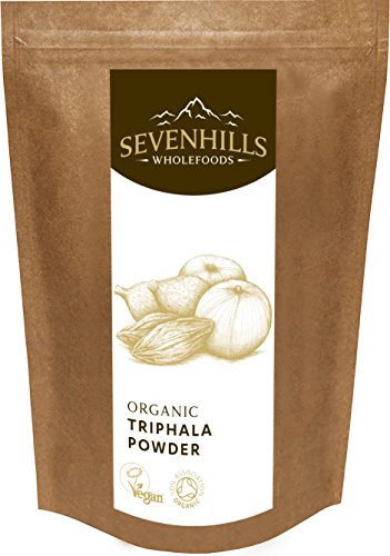 Sevenhills Wholefoods Organic Raw Triphala Powder 500g Test