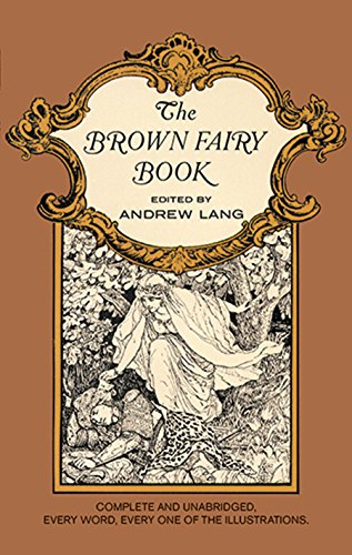 The Brown Fairy Book (Dover Children's Classics) (English Edition) Blue Milk Glass