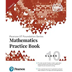 IIT Foundation Mathematics Practice Book 10