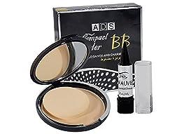 ADS BB Elegance And Charm Compact Powder Free Kajal-AOMU
