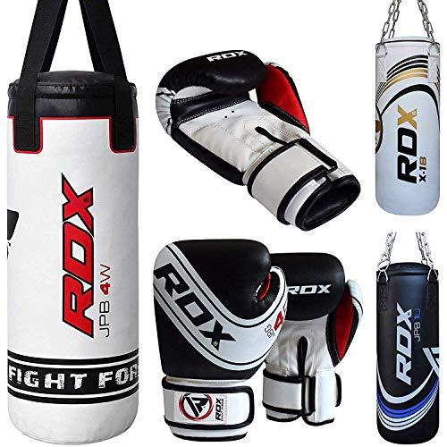set de boxe avec sac de frappe RDX pour enfant