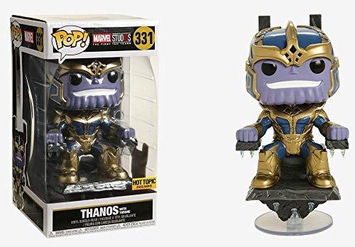 Funko Pop Thanos 331Marvel Studios Exclusive Infinity War Figure 17cm Cinema 1