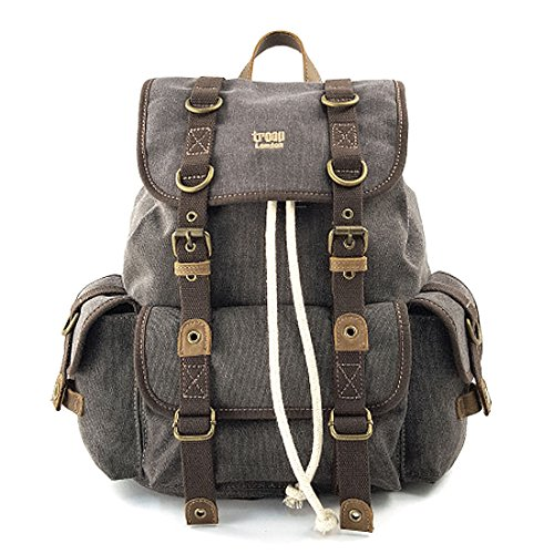 trp0414-troop-london-heritage-canvas-leather-backpack-canvas-leather-casual-daypack-washed-black
