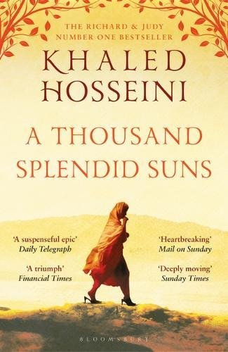 Book cover for A Thousand Splendid Suns