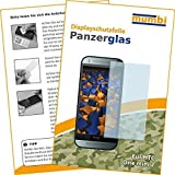 mumbi Panzerfolie HTC One Mini 2 Glasfolie Hartglas 9H