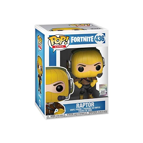 Funko Pop Raptor (Fortnite 436) Funko Pop Fortnite