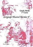 SIBEMOL - Lenguaje Musical Ritmico 5º (Grado Medio 1º) (Robles Ojeda)