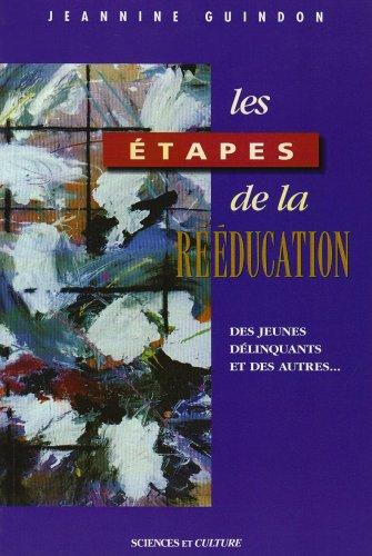 Etapes de la rééducation