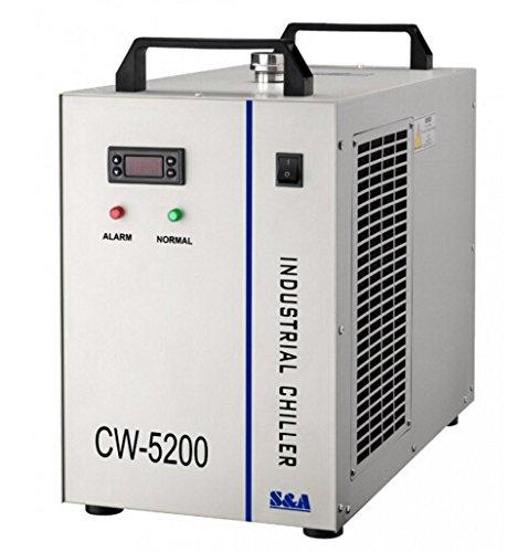 BOSHI Electronic Instrument® cw-5200Industrie-Wasser Kühlschrank Kühler für CNC/graviermeister Gravieren CE ceritification
