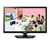 LG 24MN39HM-PT.BTR 24-inch Wide Angle Monitor (Black)