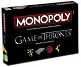 Juego de Tronos Juego de tronos-82905 Monopoly Edición Coleccionista, Color Negro (Eleven Force 82905
