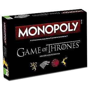 Juego de Tronos Game of Thrones Monopoly (82905), Multicolor (Eleven Force 4