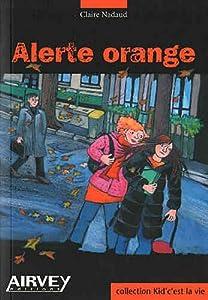 """Afficher """"Alerte orange"""""""