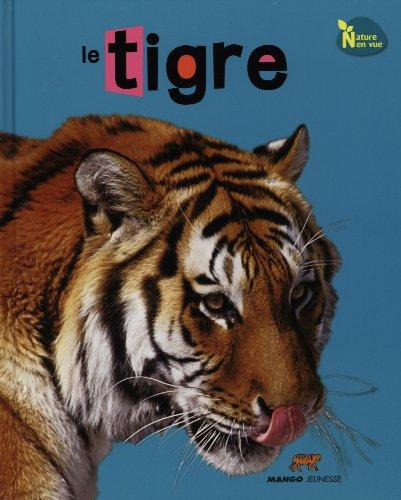 Le tigre par Dreaming Green