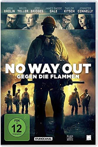 No Way Out - Gegen die Flammen Franklin Teller